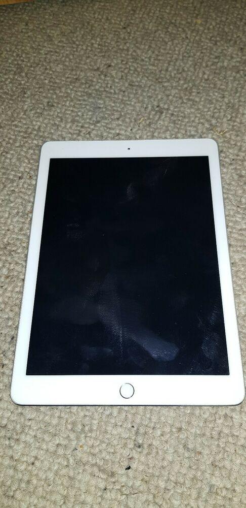 Apple iPad Air 2 16GB, Wi-Fi, 9.7in - Silver (Read