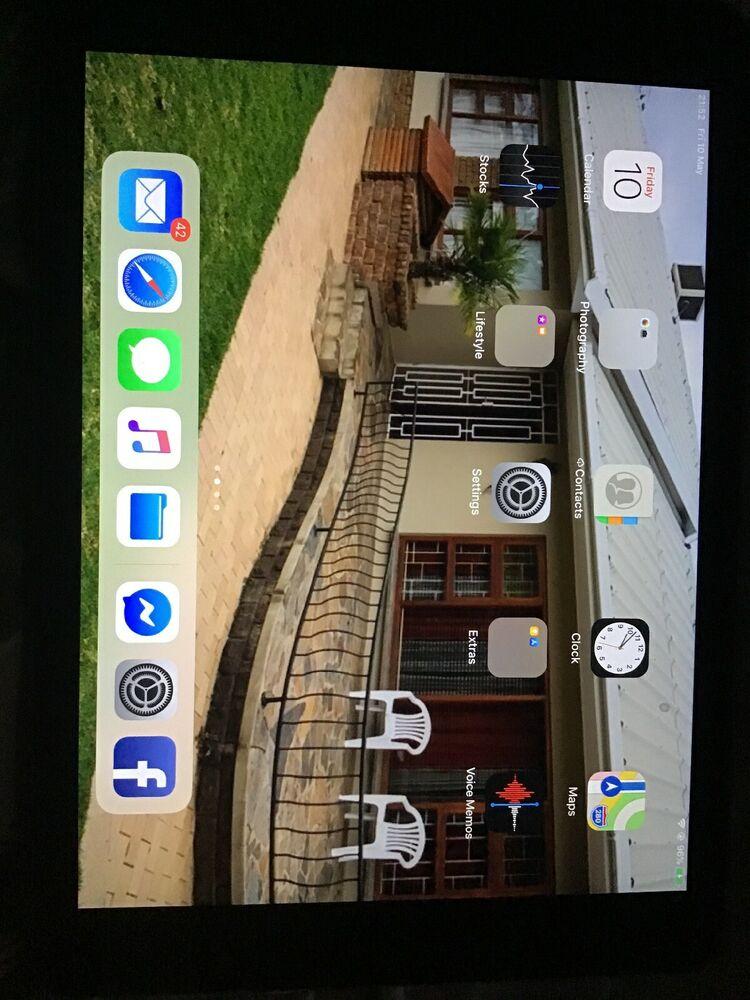 Apple iPad Air 2 16GB, Wi-Fi + Cellular (Unlocked), 9.7in -