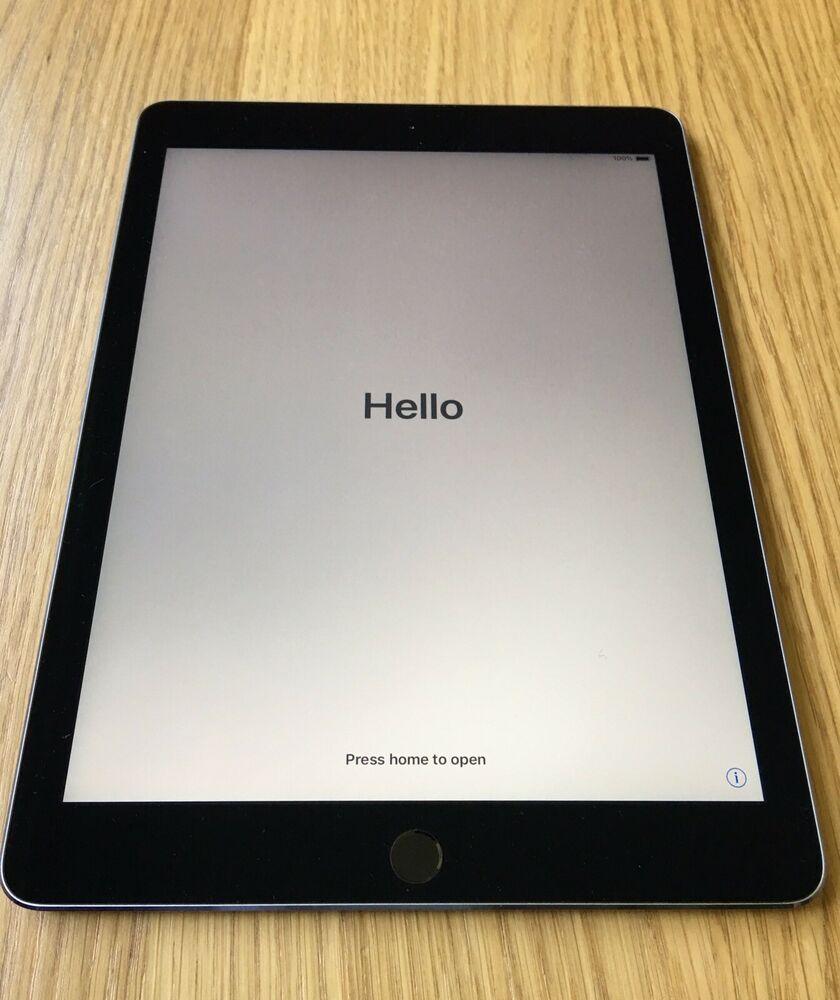 Apple iPad Air 2, 64GB, Wi-Fi, 9.7in, Space Grey with ODOYO