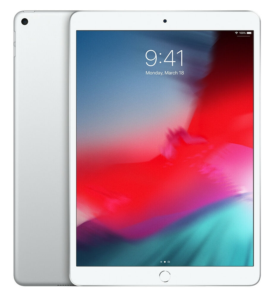 Apple iPad Air 3rd Generation 64GB Wi-Fi 10.5in - Silver -