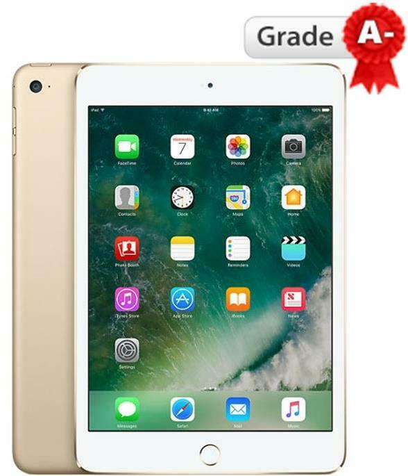 Apple iPad Mini 4 16GB Gold WIFI Grade A-