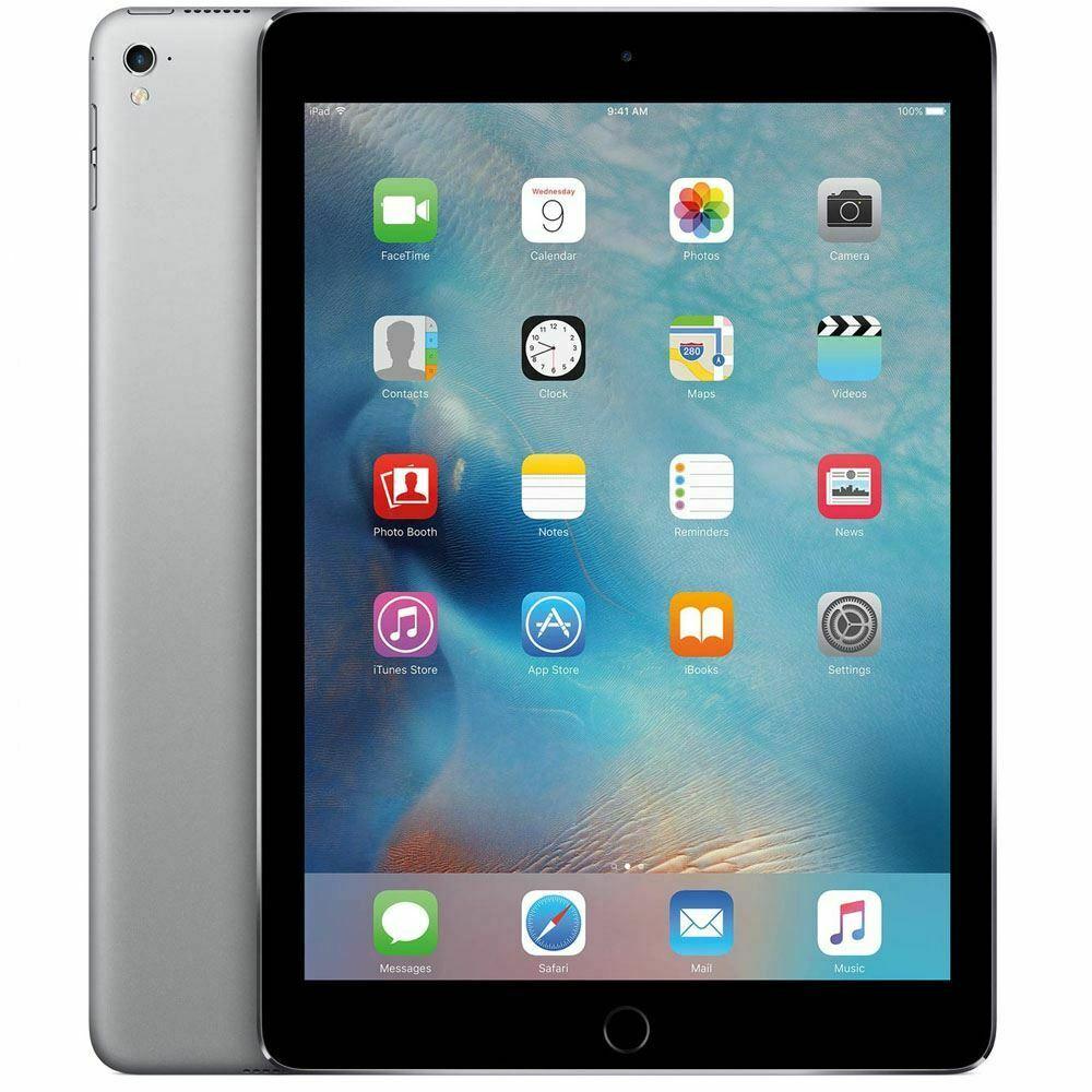 Apple iPad Pro 9.7 inch 32GB WiFi iOS Tablet Space Grey -