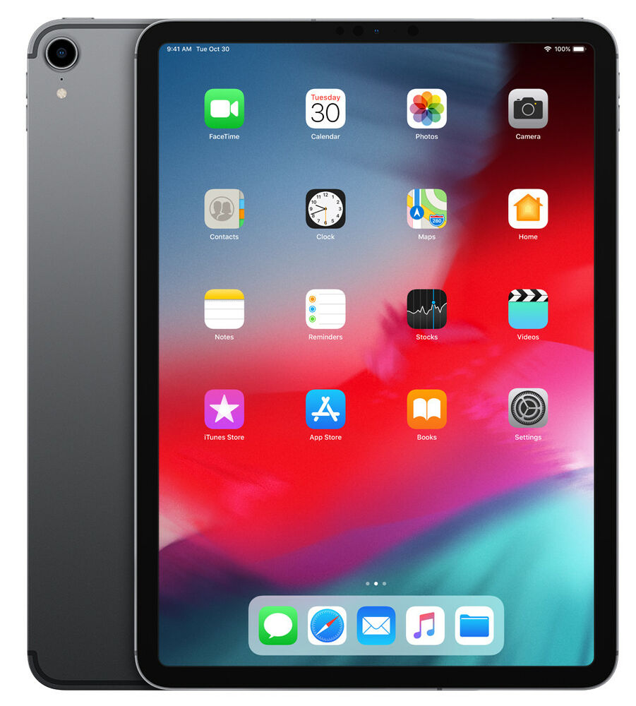 Apple iPad Pro GB, Wi-Fi + Cellular (EE), 11in -