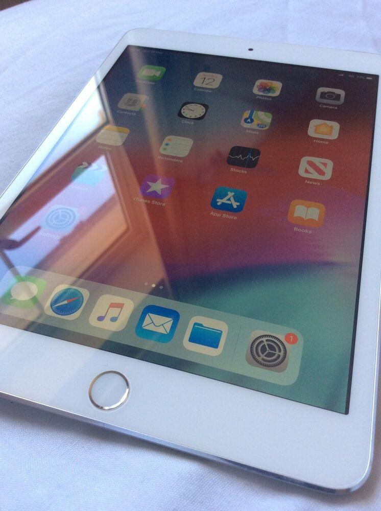 Apple iPad mini GB, Wi-Fi + Cellular (Unlocked) GRADE A