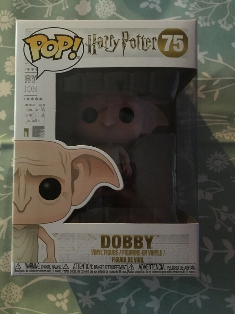 Funko POP! Harry Potter - Dobby Snapping his Fingers Brand