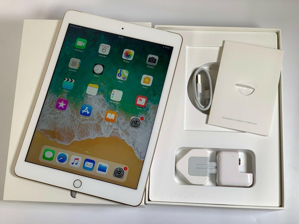 *MINT* Apple iPad 5th Gen. 32GB, Wi-Fi + Cellular