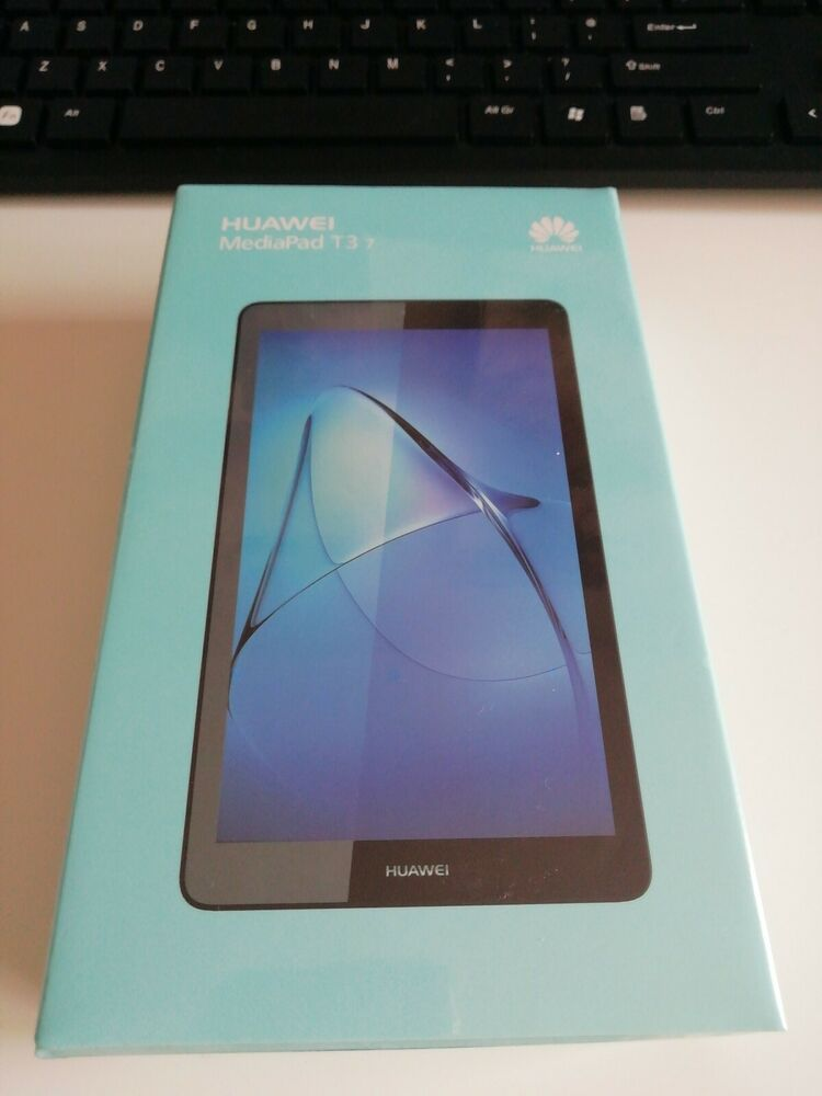 NEW Huawei Mediapad TGB, Wi-Fi, 7in - Space Grey