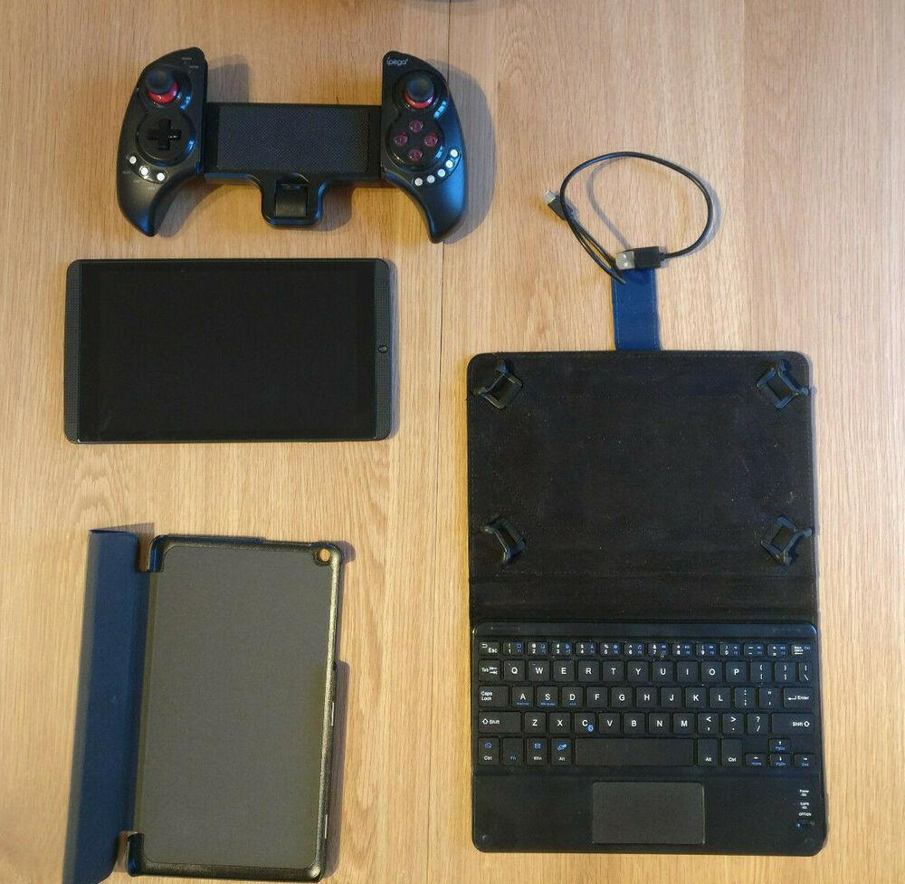 NVIDIA SHIELD K1 16GB, Wi-Fi, 8in - Black
