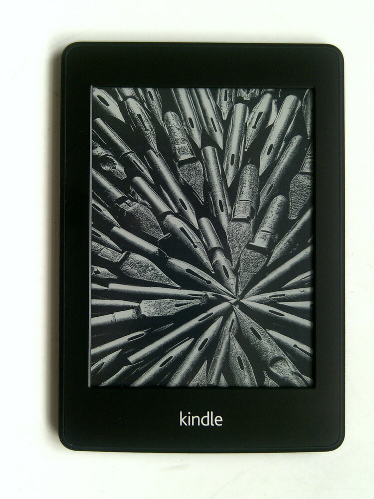 New Amazon Kindle Paperwhite (5th Generation) 2GB, Wi-Fi,