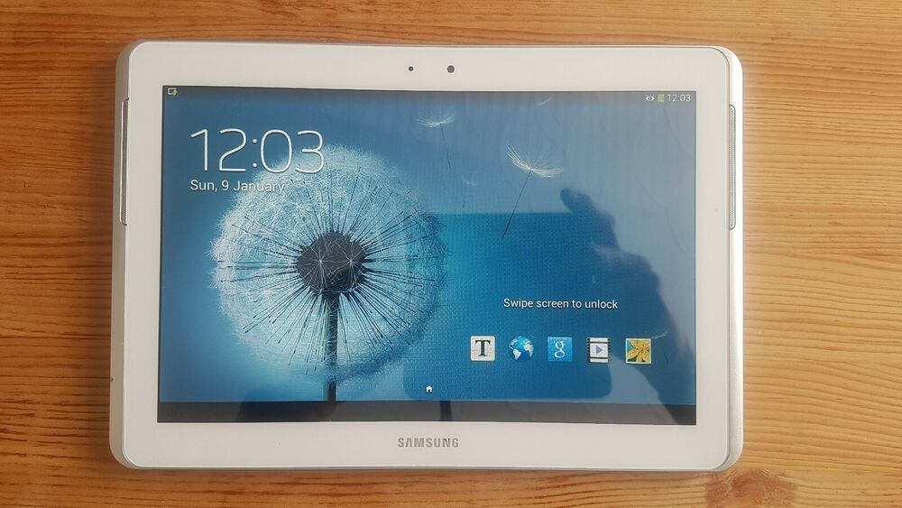 Samsung Galaxy Tab 2 GT-P Tablet GB Wi-Fi 3MP