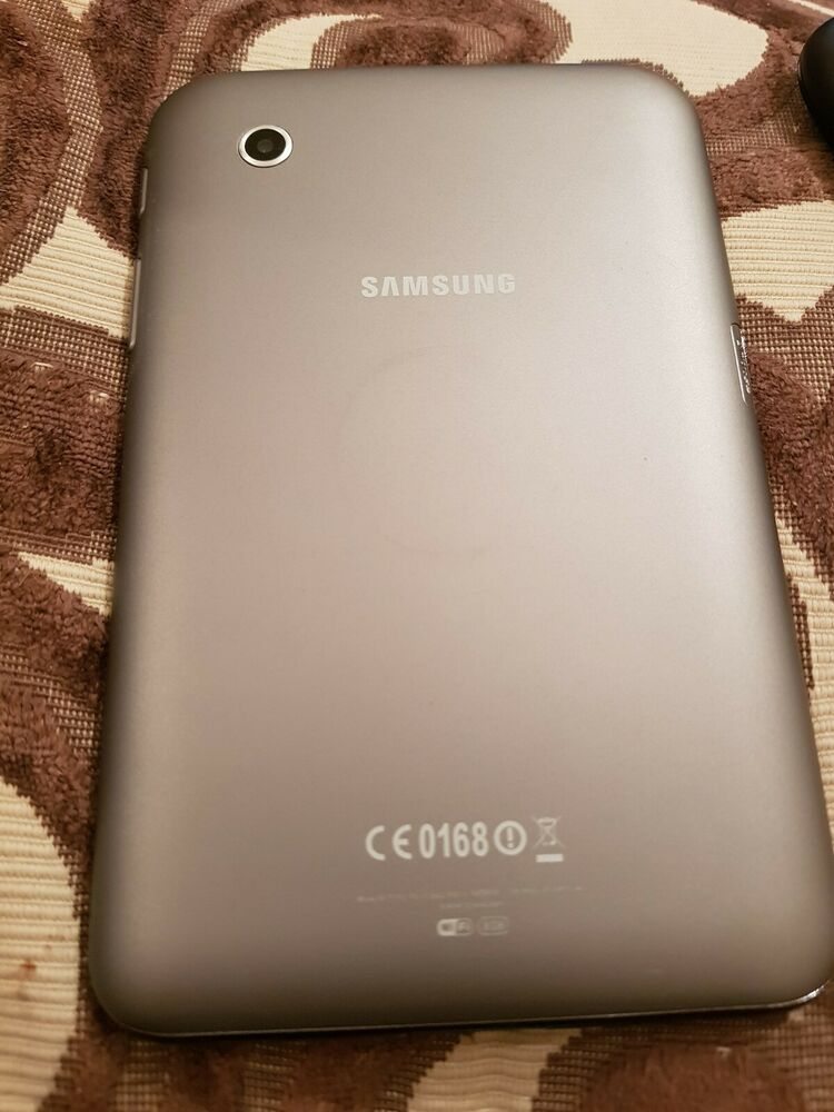 Samsung Galaxy Tab 2 GT-PGB, Wi-Fi, 7in - Titanium
