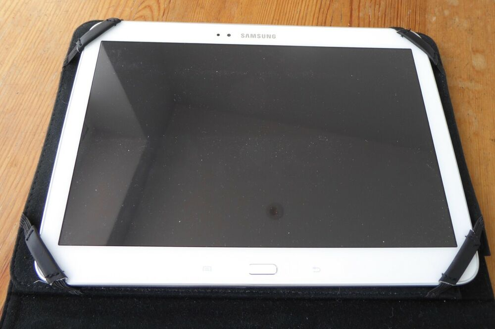 Samsung Galaxy Tab 3 GT-PGB, Wi-Fi, 10.1in - White