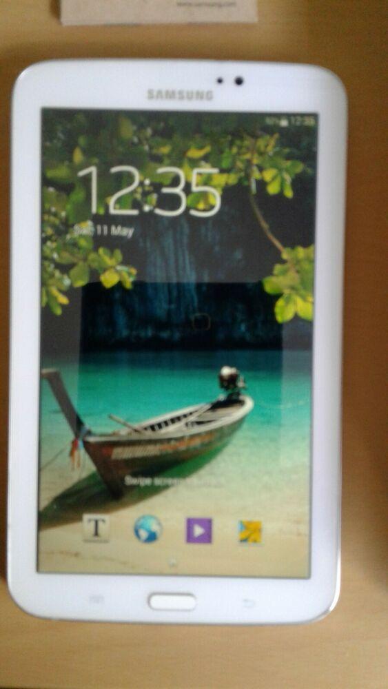 Samsung Galaxy Tab 3 SM-T210 Tablet (8GB, Wi-Fi,