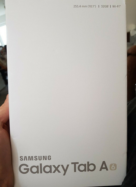 Samsung Galaxy Tab A 10.1in 32GB - Sealed, 2 YEARS WARRANTY
