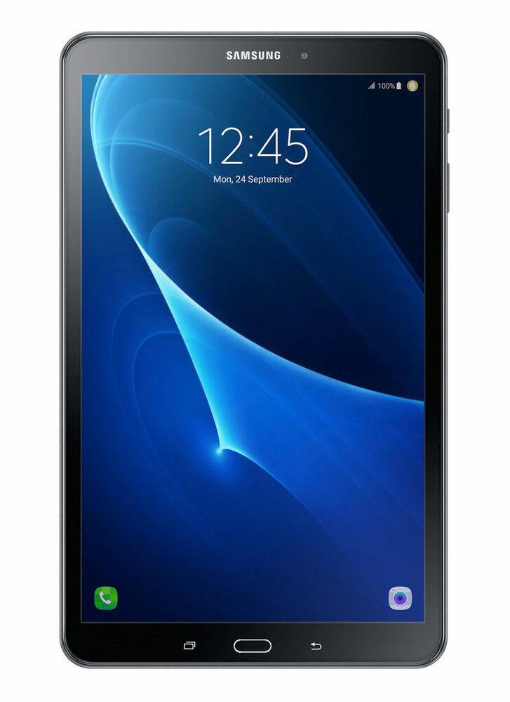 Samsung Galaxy Tab A 10.1in SMTGB, WiFi - Black