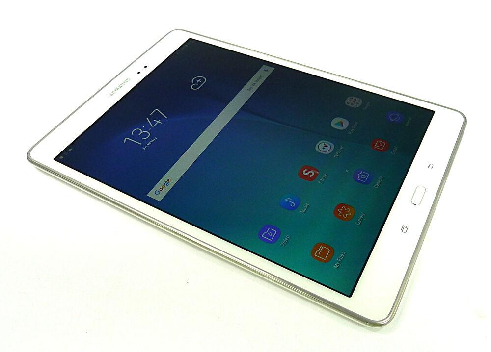 Samsung Galaxy Tab A / SM-PGB / Sandy White / Grade