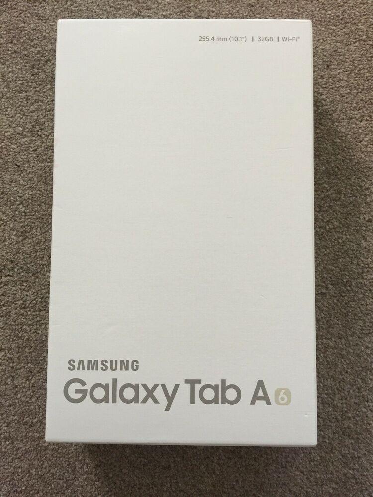 Samsung Galaxy Tab A6 SM-T Inch 32GB WiFi -Black