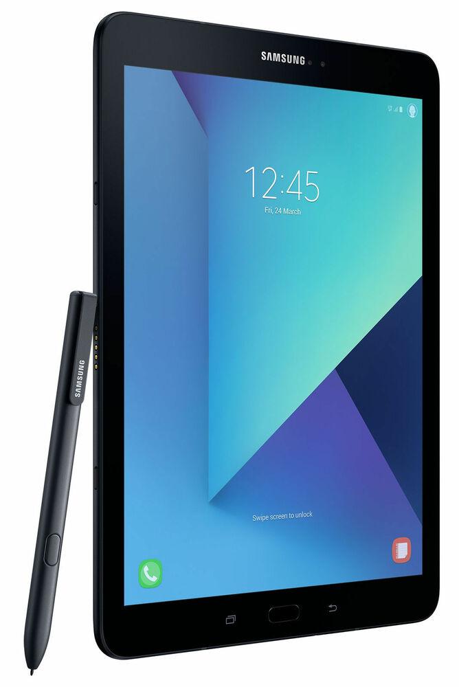 "Samsung Galaxy Tab S3 32GB, Wi-Fi + 4G, 9.7"" Tablet - Black"