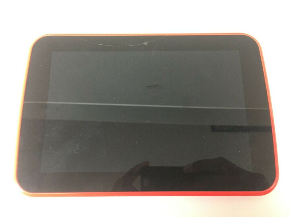 Tesco HUDL 16GB, Wi-Fi, 7in Tablet - Red *Faulty*