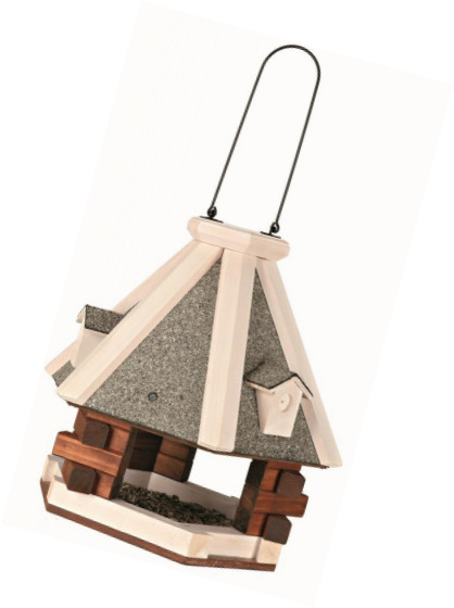 Trixie Natura Hanging Bird Feeder, 35 x 36 cm Diameter,