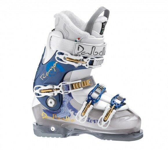 Dalbello Raya 10 Womens Ski Boot Crystal Blue Ocean Mondo