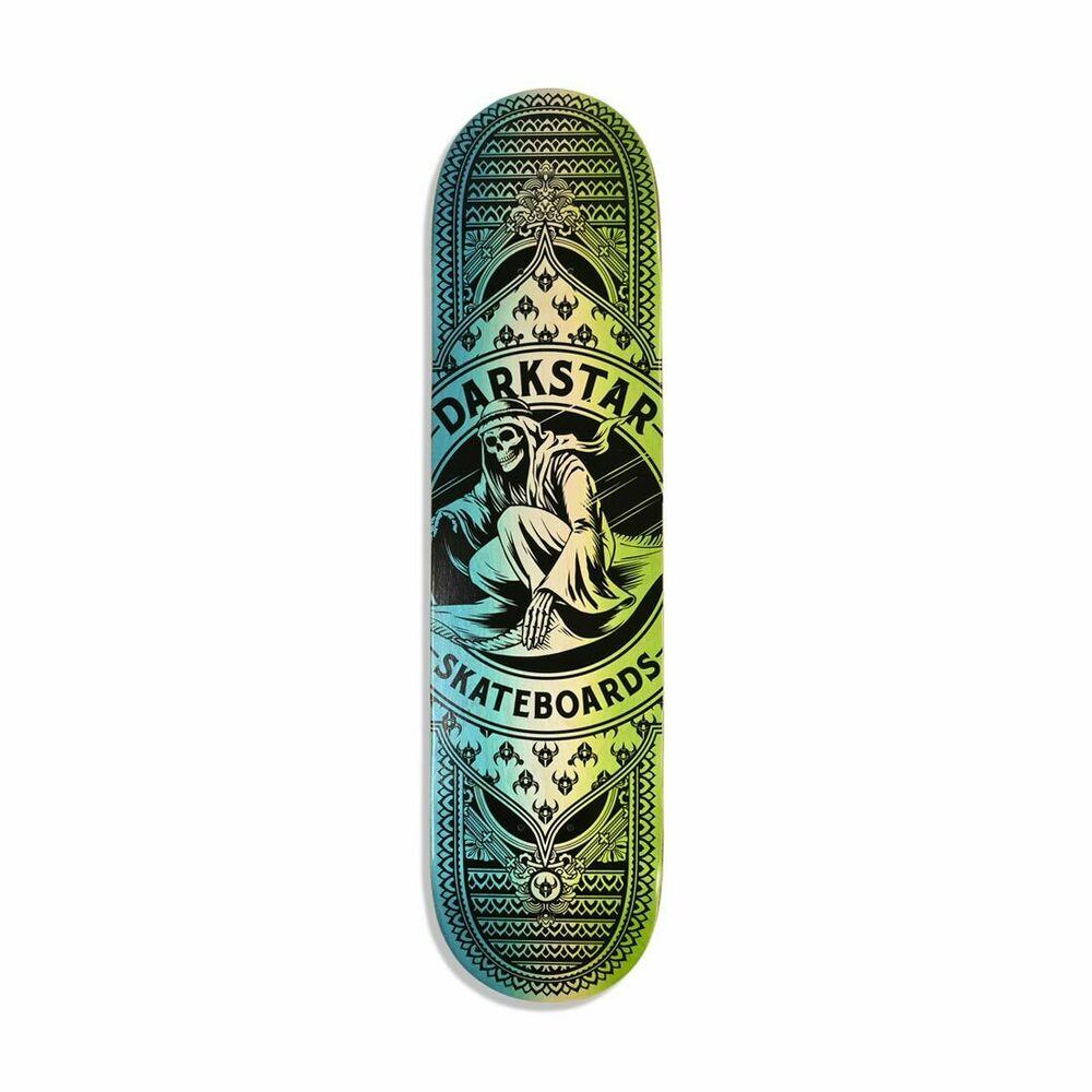 "Darkstar Magic HYB 7.75"" Skateboard Deck - Aqua Fade"
