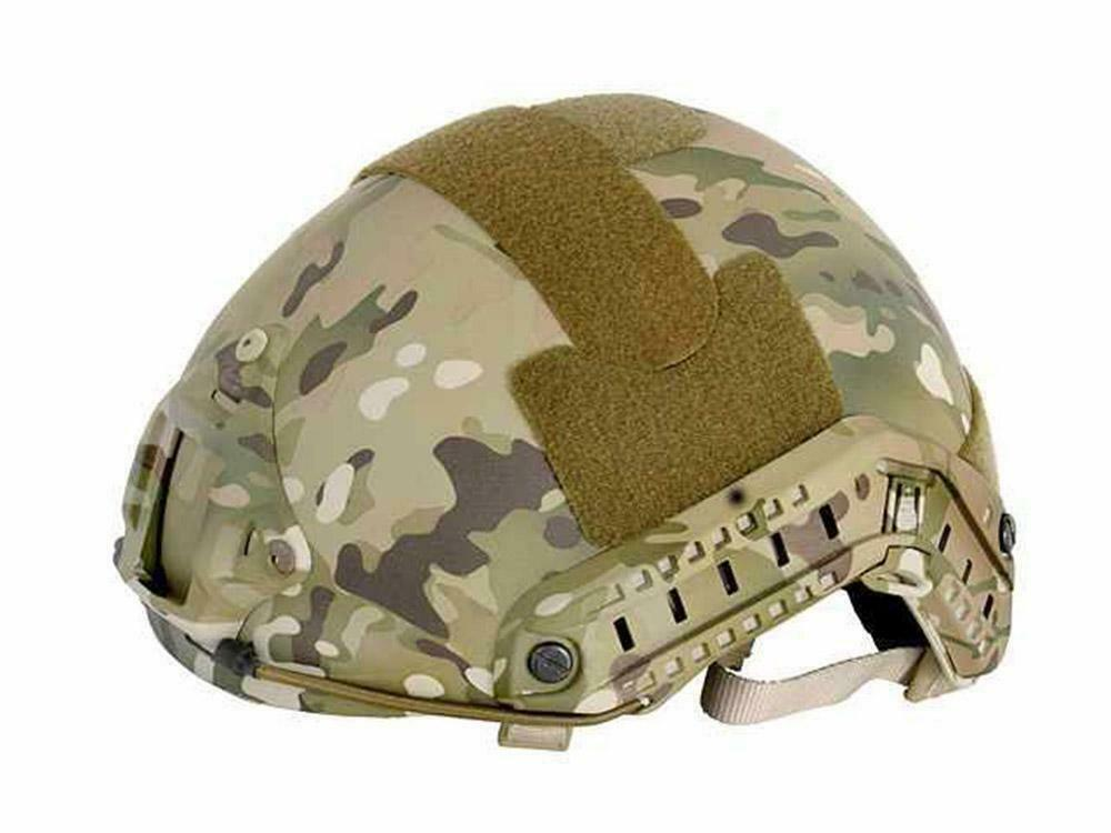 Emerson Airsoft Adjustable MH Fast Helmet Multicam Night