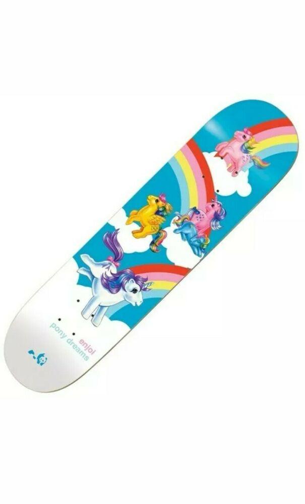 Enjoi My Little Pony Dream inch Skateboard Deck