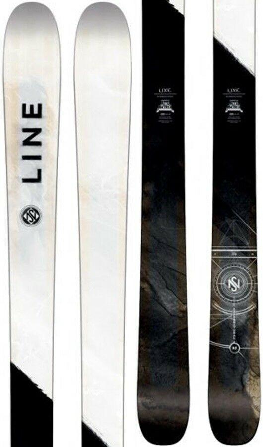 LINE Supernatural 92 Skis, 165cm