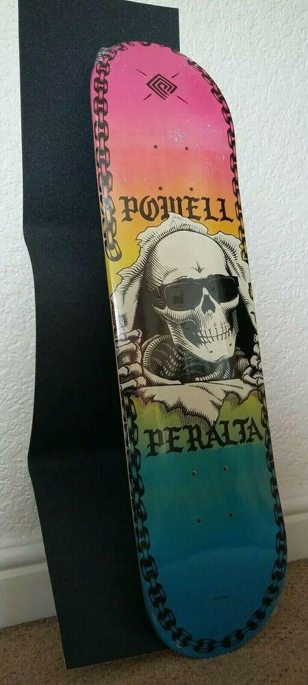 Powell Peralta Skateboards Ripper Chainz Skateboard Deck