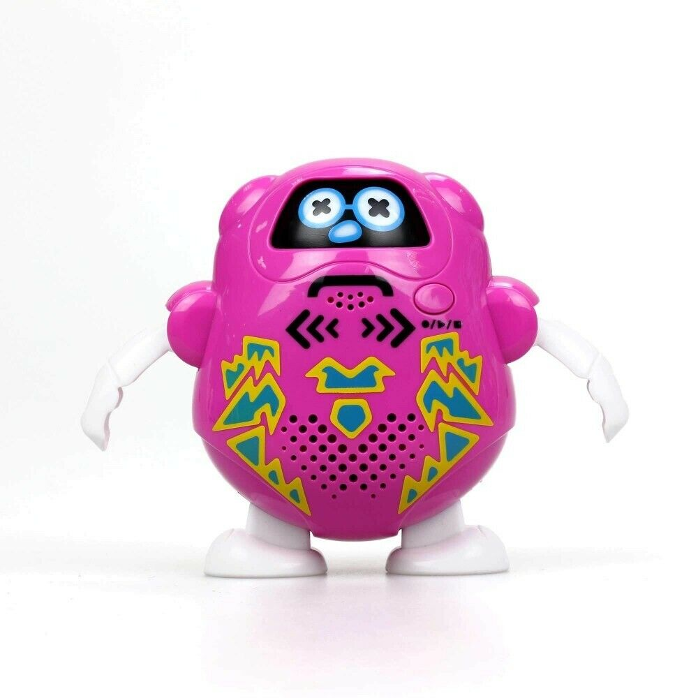 Silverlit Talkibot Talkback Robot Girl Style 3 Years+