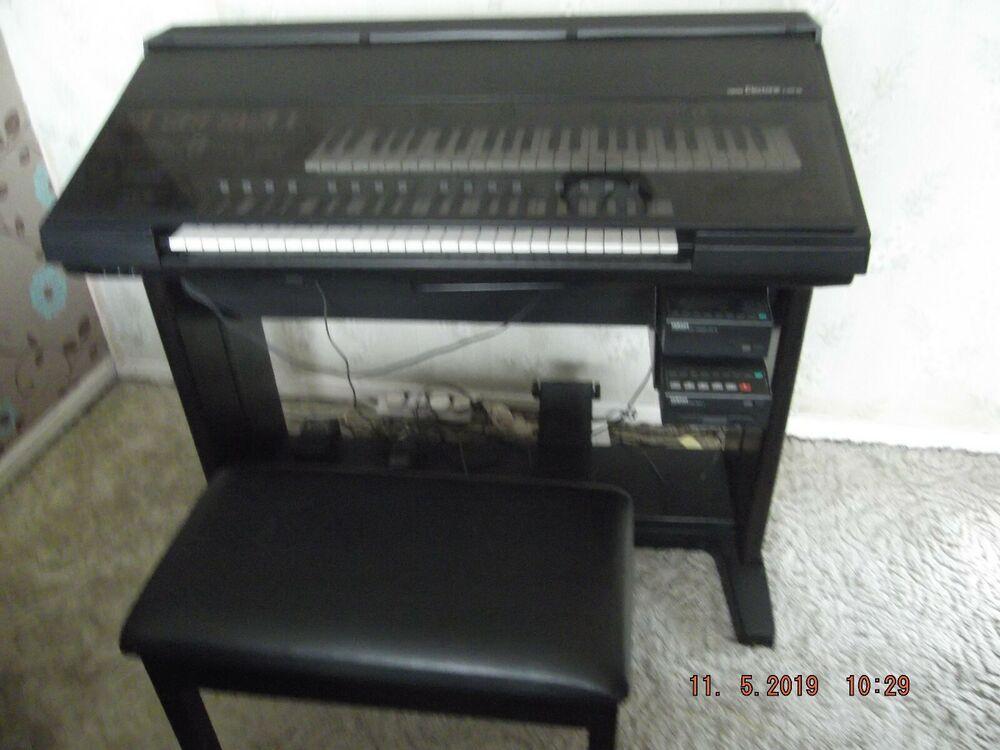 Vintage YAMAHA Electone HS-8 98-Key Electric Organ with