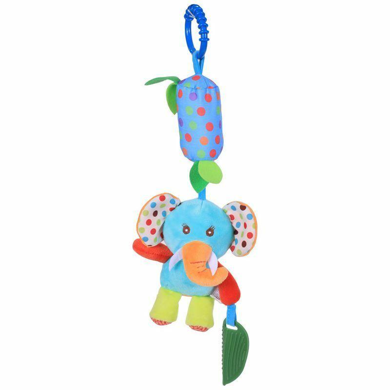 Baby Hanging Toys Puppet Handbells Baby Car Crib Stroller
