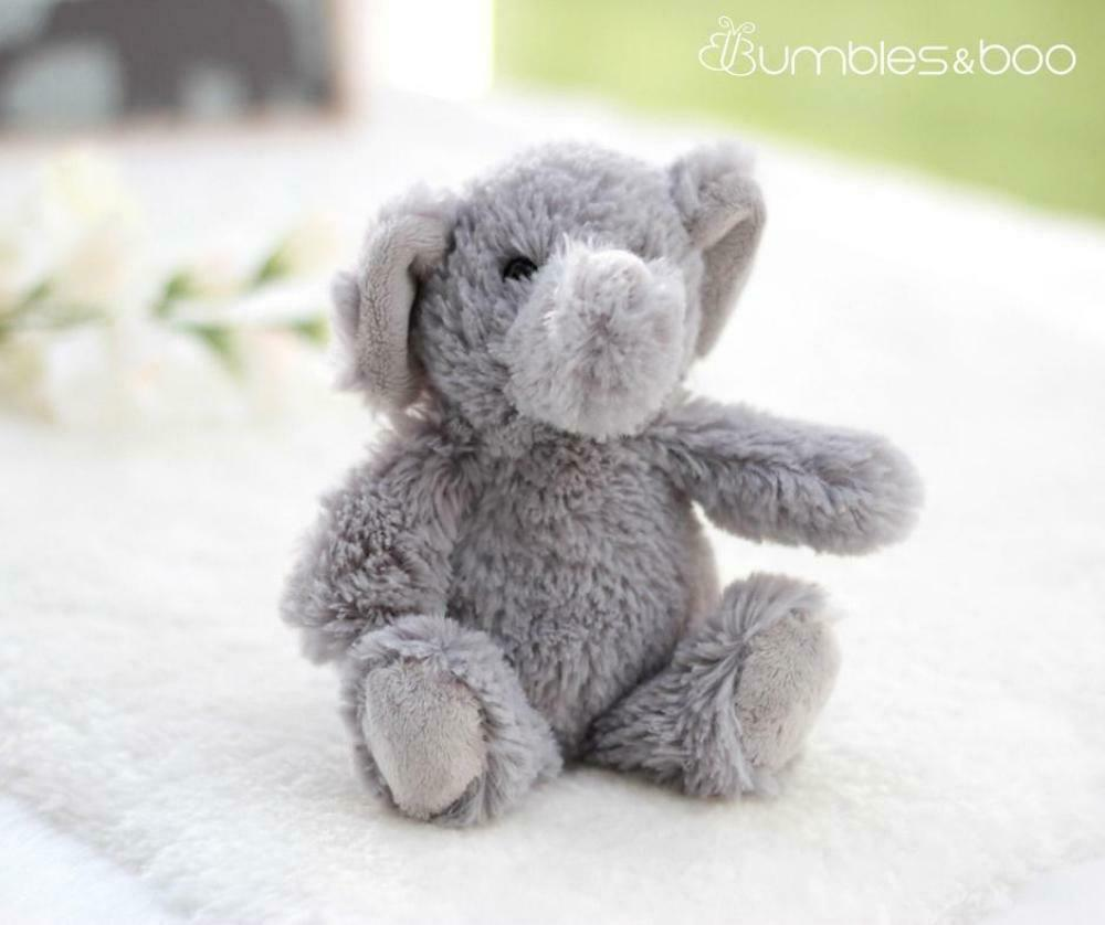 Gorgeous and Cuddly Elephant Soft Toy