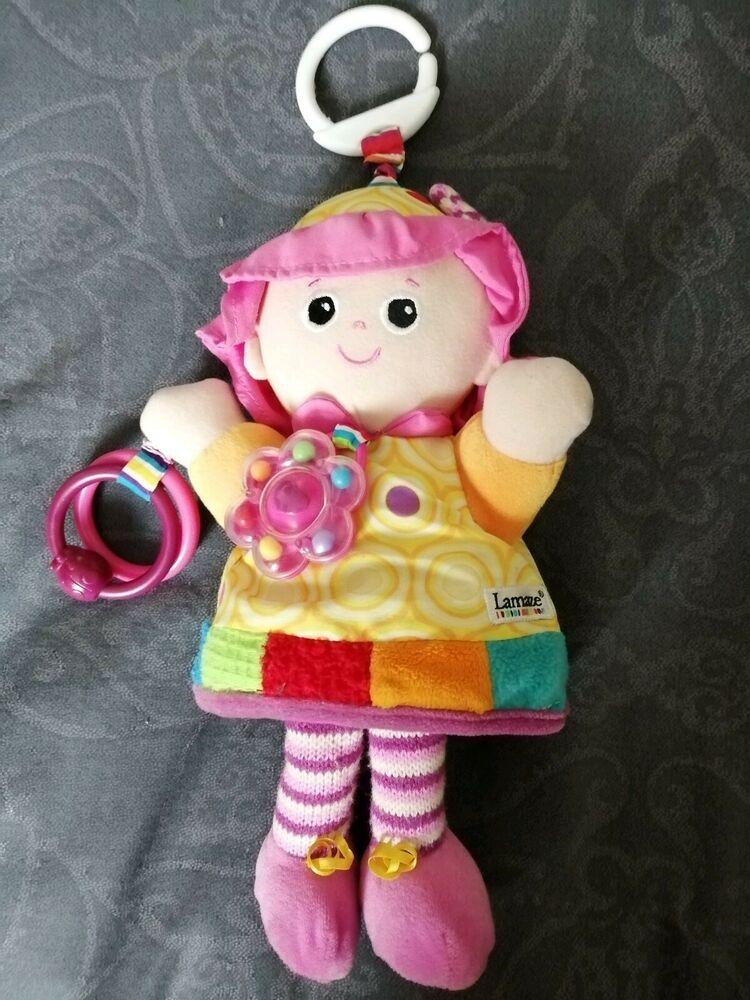 Lamaze Emily Doll