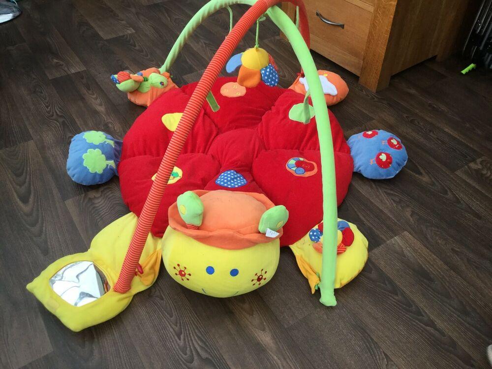 Mamas & Papas 3 in 1 Baby Activity Gym Play Mat