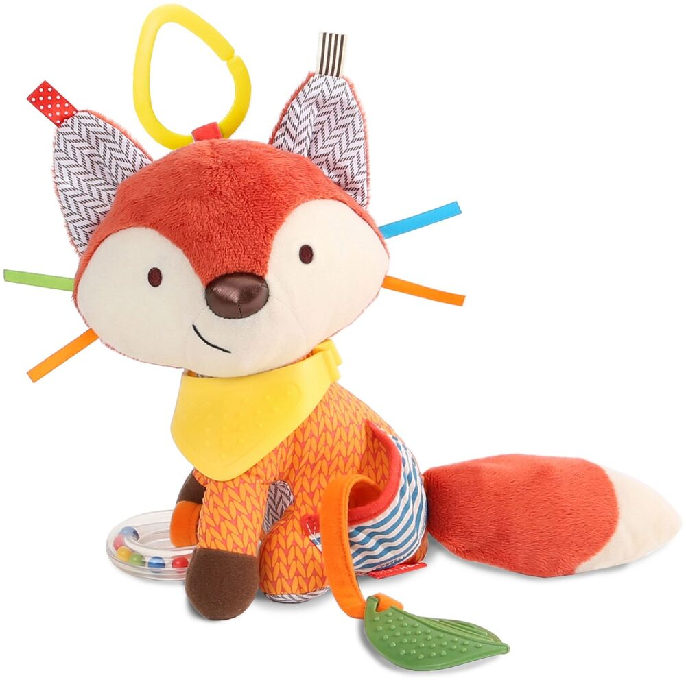 Skip Hop BANDANA BUDDIES ACTIVITY TOY - FOX Baby Toys