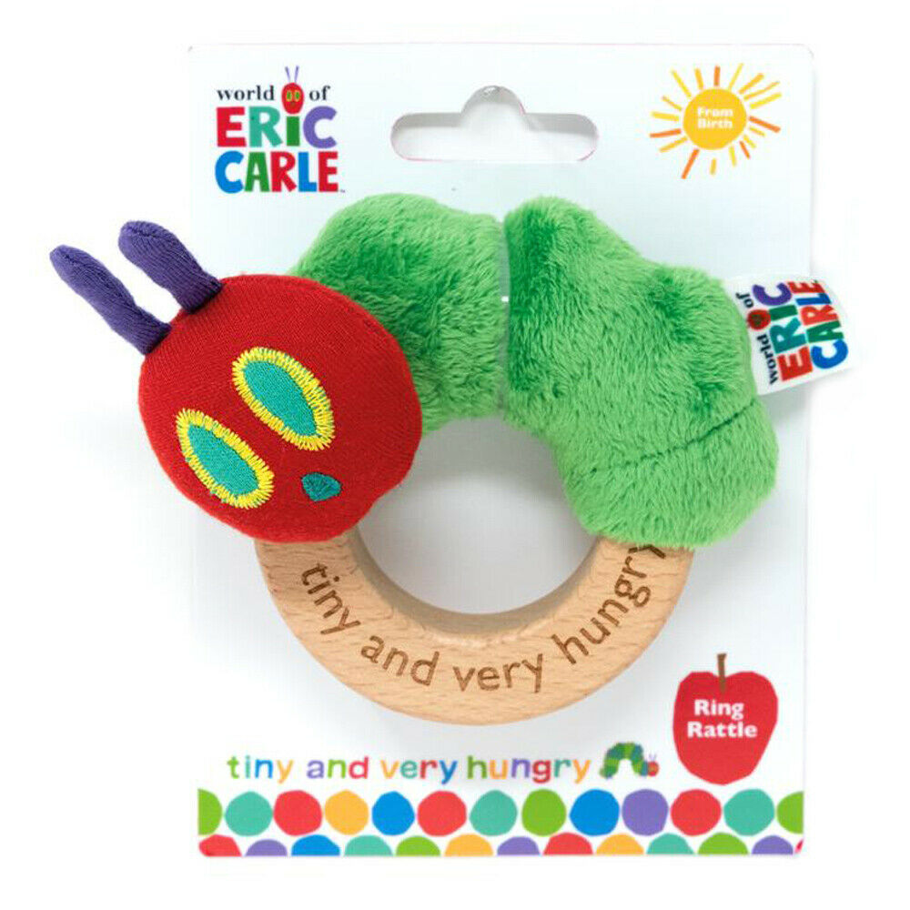 The World of Eric Carle The Very Hungry Caterpillar Tiny