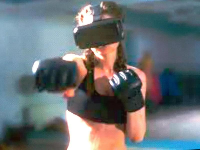 VR FITNESS CLASS.CO.UK. (Virtual Reality)