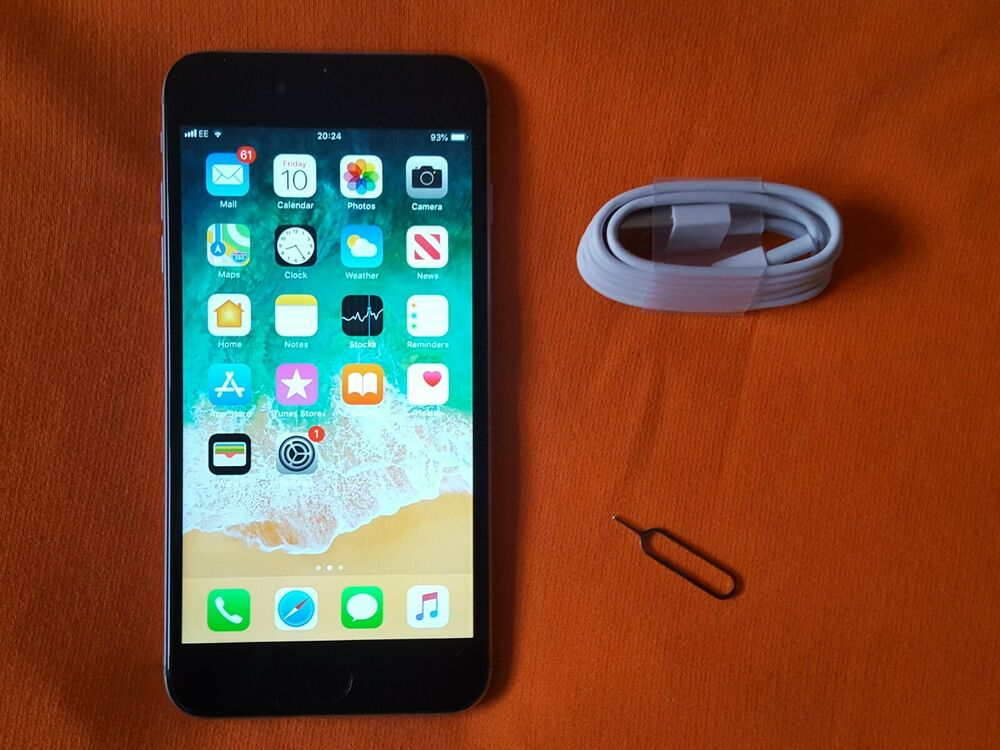 Apple iPhone 6 Plus - 16 GB Space Gray (EE) Great Condition