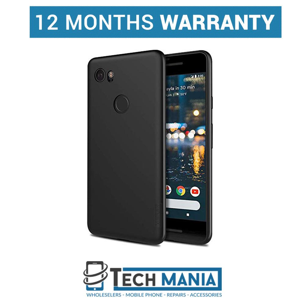 Google Pixel 2 XL - 64GB - Just Black (Unlocked) Smartphone