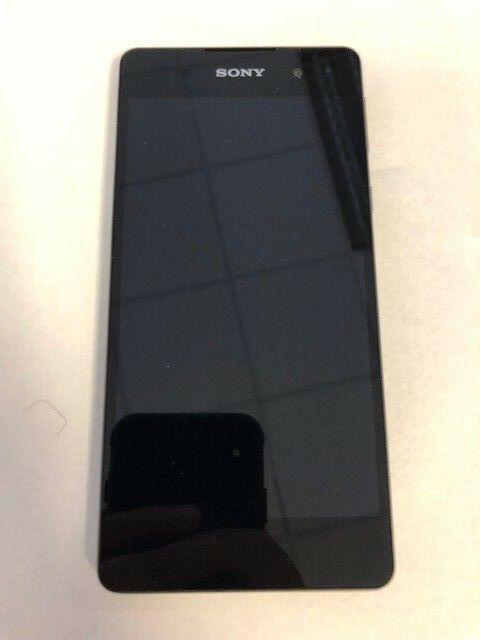 SONY XPERIA E5 16GB Black - Unlocked - Smartphone Android