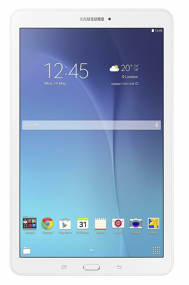 Samsung Galaxy Tab E 8GB - Pearl White ()