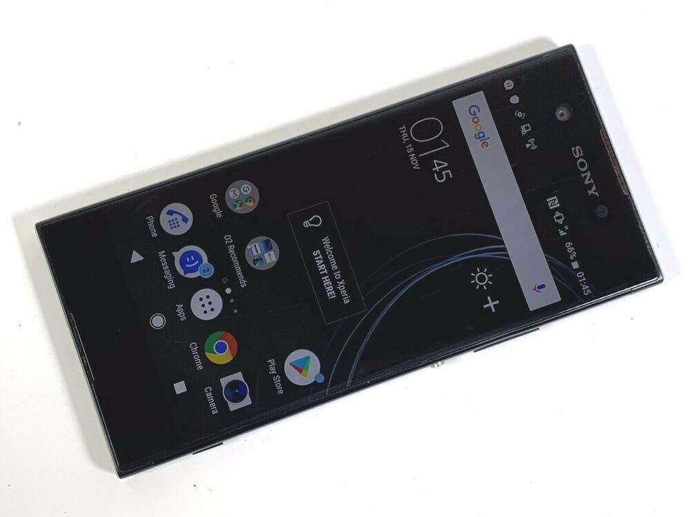 Sony Xperia XA1 - 32GB - Black (Unlocked) GOOD CONDITION,