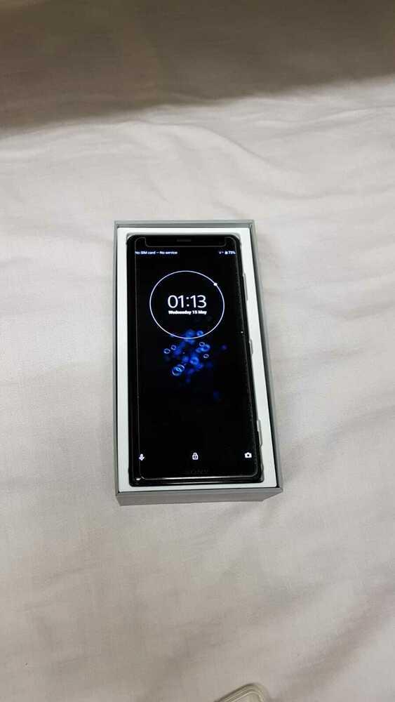 Sony Xperia XZ3 Phone - 64GB - Black (Unlocked)