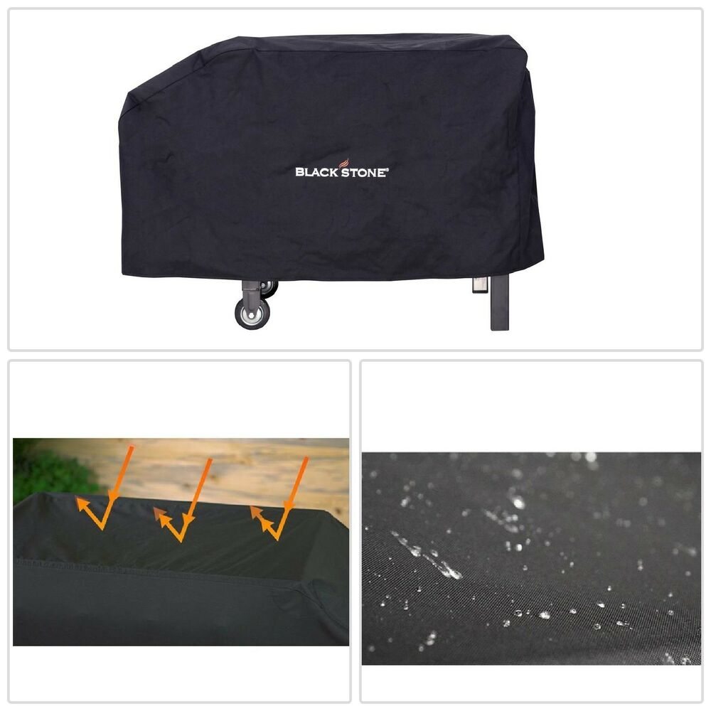 GRILL COVER 28 in. Heavy Duty Griddle Accessories Water