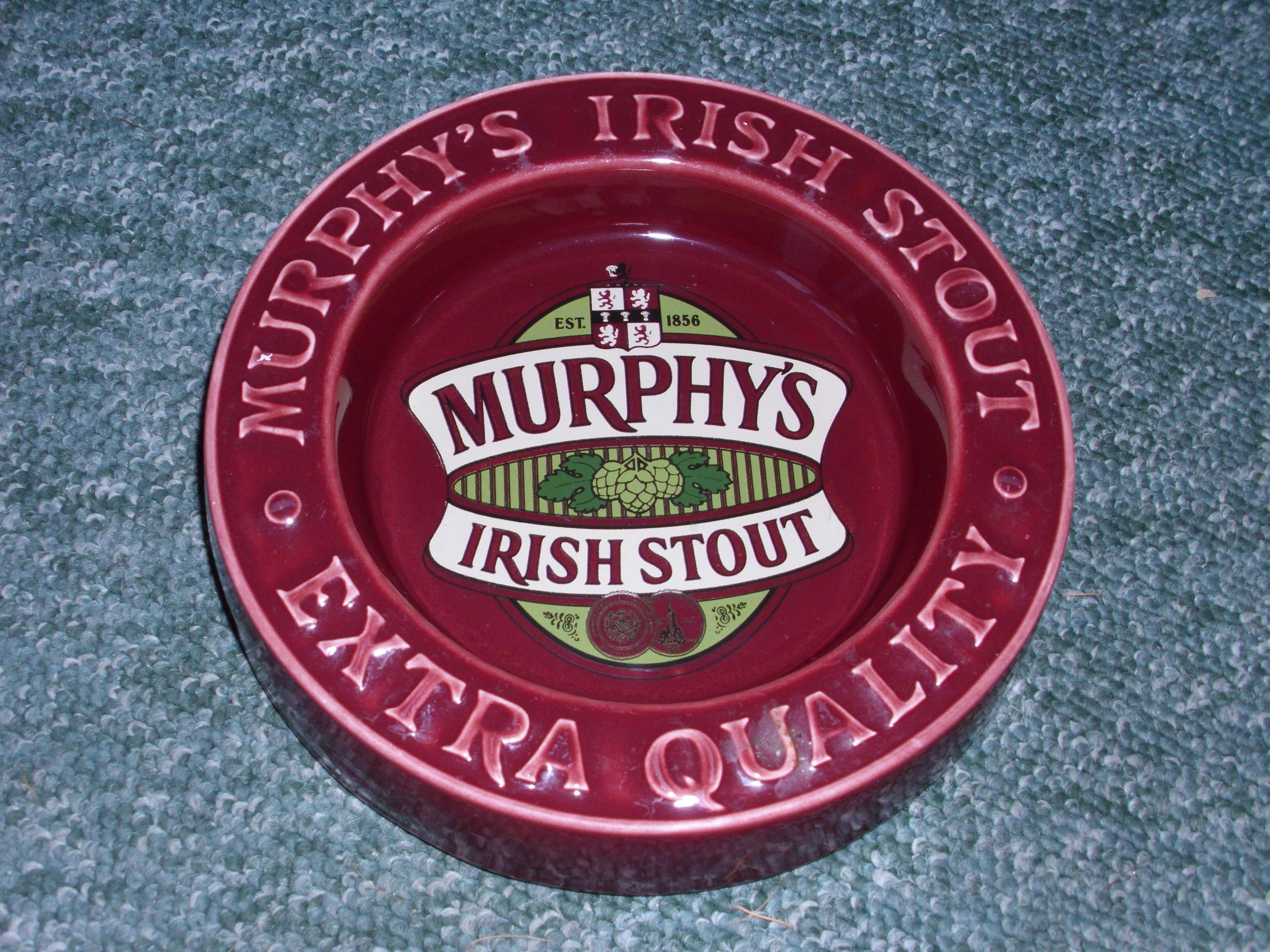 Murphys Irish Stout Ashtray