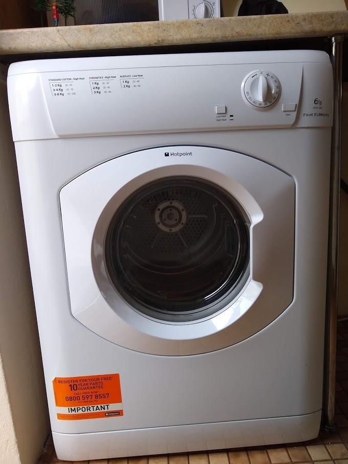 Secondhand Hotpoint FETV60CP First Edition Vented Tumble