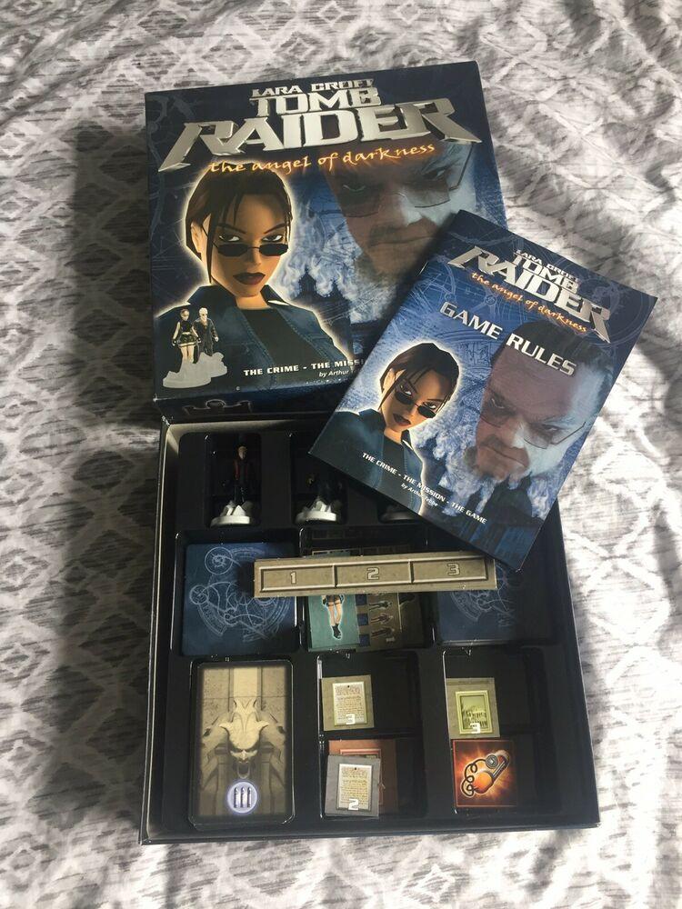 TOMB RAIDER The Angel of Darkness Lara Croft  Eidos