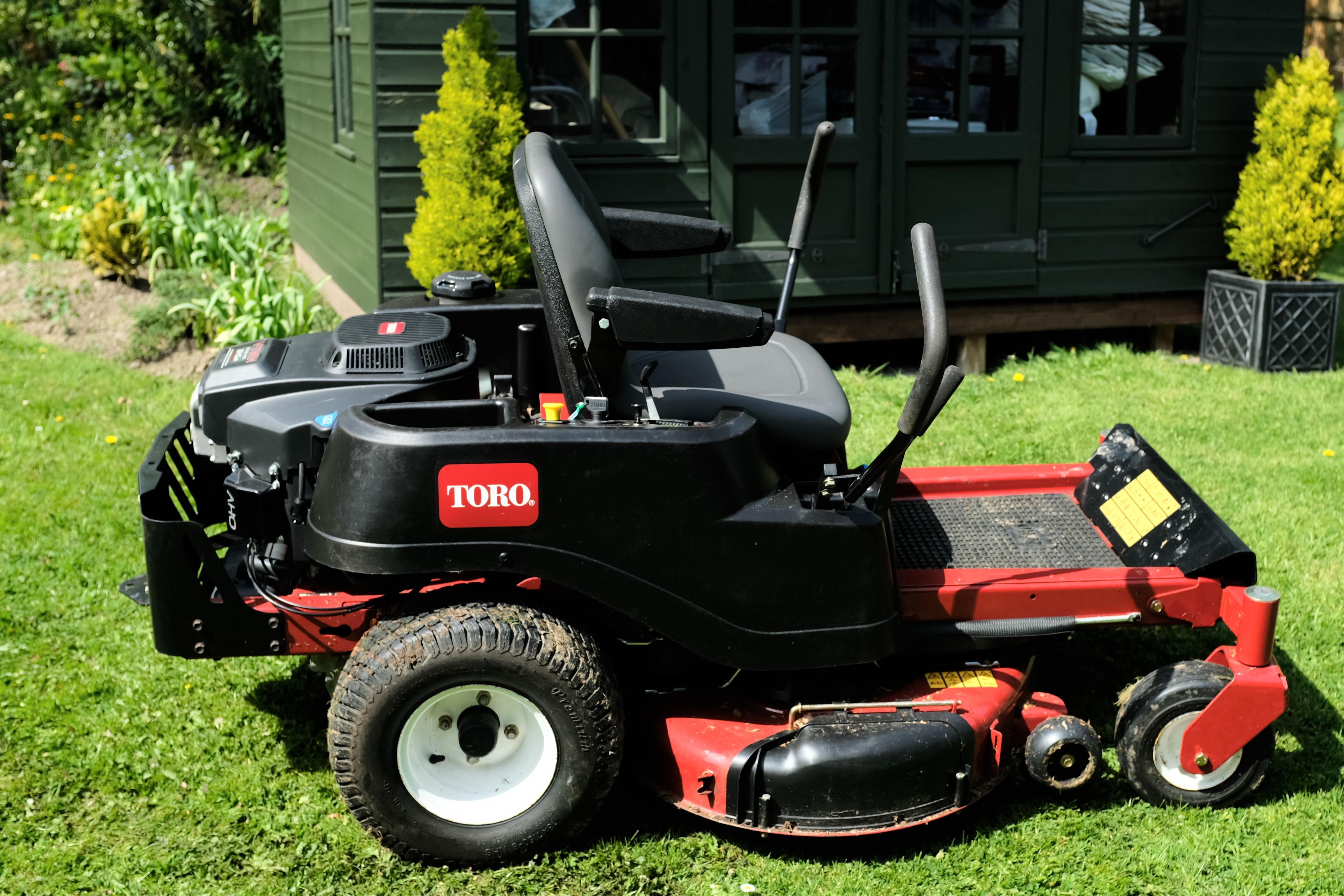"""Toro 42"""" zero turn mower"""